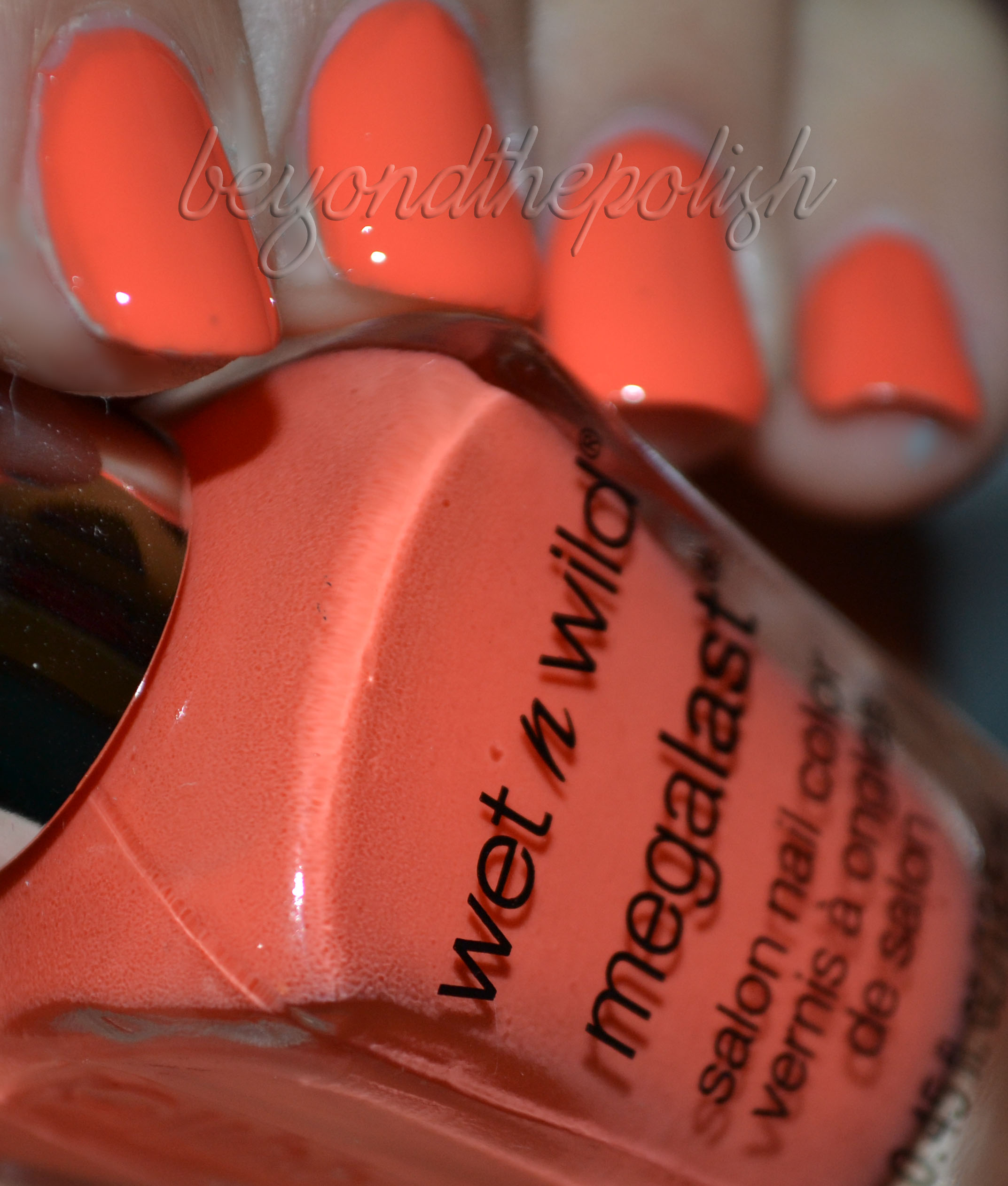 Wet N Wild Megalast New For 2012 Swatches And Review Beyond The Salon Nail Color Candylicious Image
