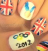Olympic Nails 3